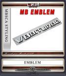 V8 BiTurbo emblem 1st
